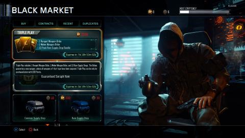 Un matchmaking basé sur les micro-transactions — Activision