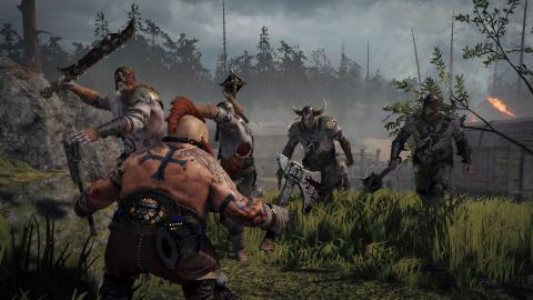 Warhammer : Vermintide 2 - une édition Deluxe physique sur PS4 et Xbox One