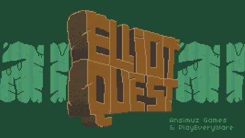 Elliot Quest sur Switch
