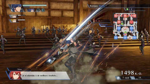 Fire Emblem Warriors : Un chouette cross over