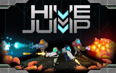 Hive Jump sur WiiU