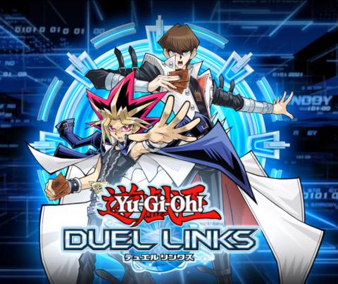 Yu-Gi-Oh! Duel Links sur iOS