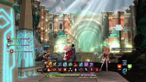 Sword Art Online : Hollow Realization - une édition physique pour le portage Switch ?