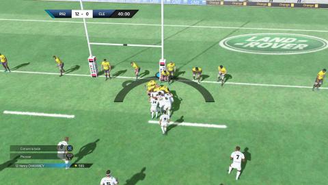 Rugby 18 : L'ovalie pleure à chaudes larmes
