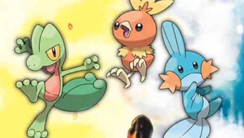 Pokémon 3e génération (région de Hoenn)