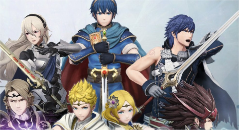 Fire Emblem Warriors : Un chouette cross over  sur Switch