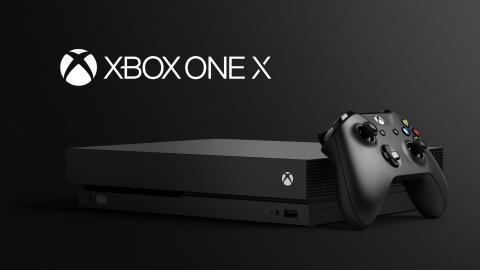 Xbox One X : La console la plus puissante du monde, tout simplement