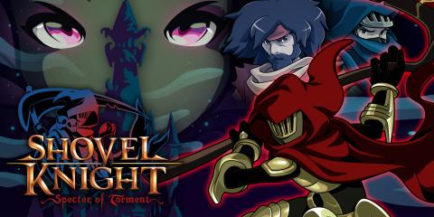 Shovel Knight : Specter of Torment sur PS3
