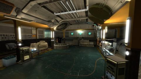 Half-Life 2 : Le contenu abandonné réhabilité par le mod Dark Interval