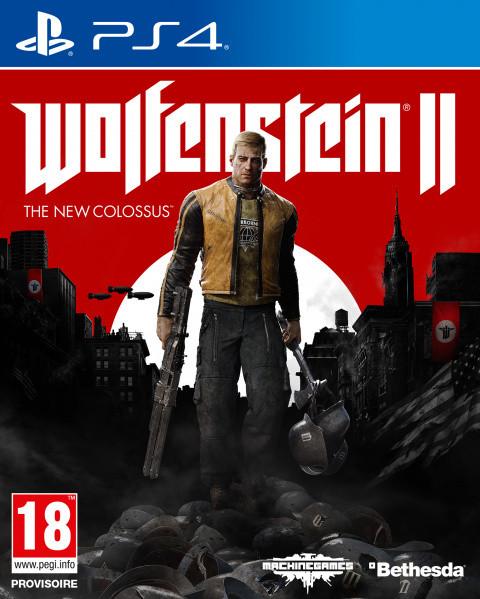 """Afficher """"Wolfenstein II deux"""""""