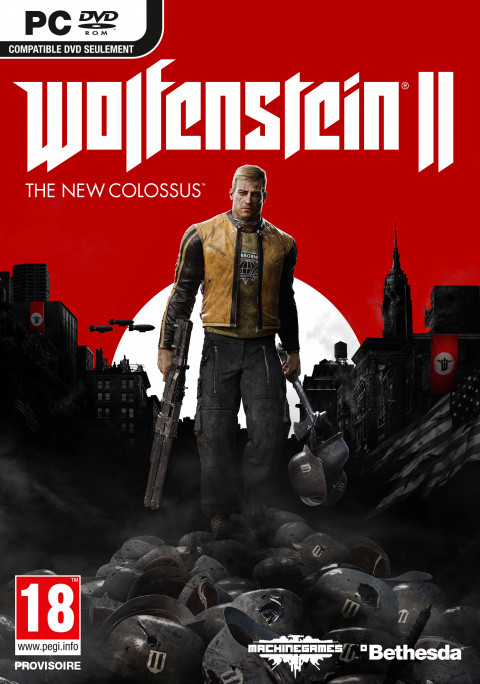 Wolfenstein II : The New Colossus sur PC