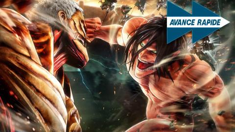 Avance Rapide : L'Attaque des Titans 2 - La suite ultime d'une saga culte ?
