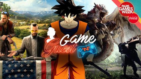 PGW 2017 : Découvrez les hits de demain dans Game 'n' Guest sur la JVTV