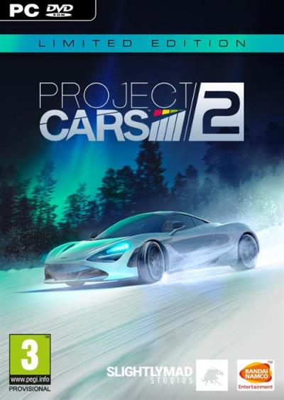Project CARS 2 sur PC