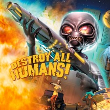 Destroy All Humans! sur PS4