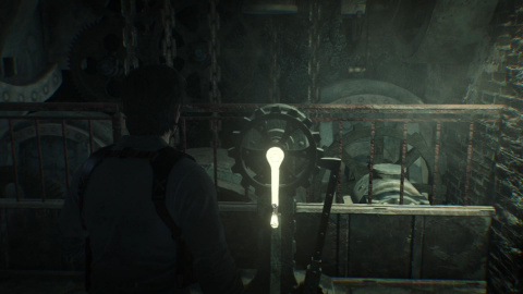 chapitre evil within