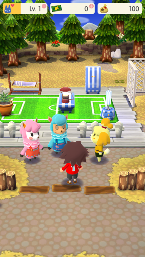 Animal Crossing : Pocket Camp - Les abonnements Pocket Camp Club en détail
