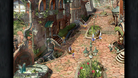 Final Fantasy IX : Le grand voyage médiéval