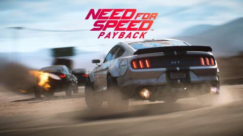 Need For Speed Payback : La liste complète des véhicules jouables dévoilée