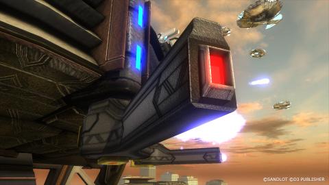 Earth Defense Force 5 présente deux nouveaux ennemis en images