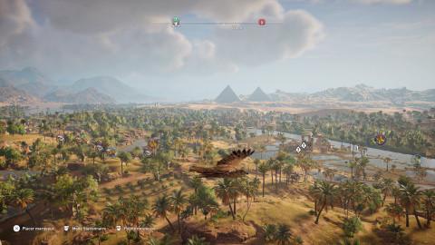 Assassin's Creed Origins : Retour séduisant pour un monde ouvert majestueux