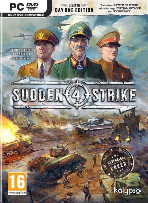 Sudden Strike 4 sur PC