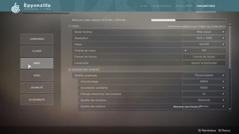 Destiny 2, une version au niveau