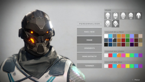Destiny 2, une version au niveau