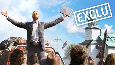 Far Cry 5 : Les secrets de création de la secte du jeu