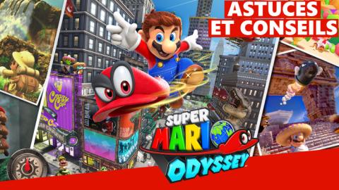 Super Mario Odyssey : quelques astuces et conseils pour bien débuter