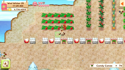 Harvest Moon : Light of Hope se trouve une date de sortie