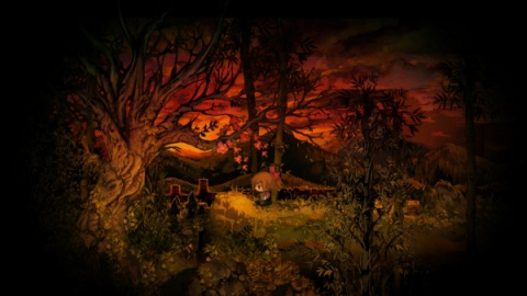 Jaquette de Yomawari : Midnight Shadows sort de l'ombre