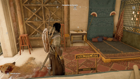 Énigme de papyrus - Fayoum