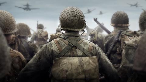 Xbox Live Gold : Call of Duty WWII déchaîne la guerre en multi