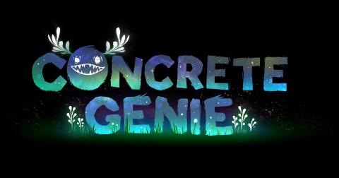 Concrete Genie sur PS4