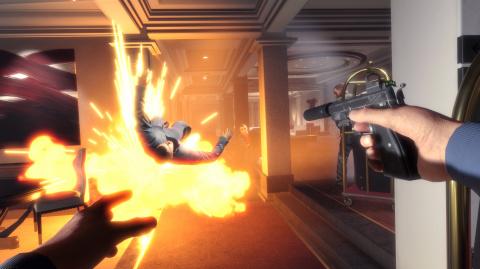 Blood & Truth : le jeu PS VR sera optimisé sur PS5