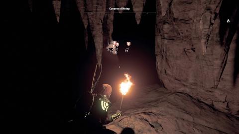 Passé et présent se rejoignent à la grotte d'Hotep : un important mystère à percer ?