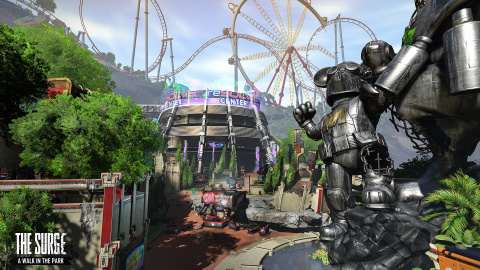 """The Surge : le DLC """"A Walk in the Park"""" précise sa fenêtre de sortie"""