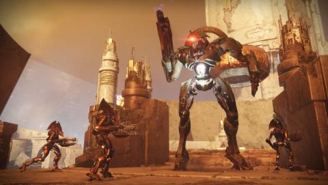Destiny 2 - la Malédiction d'Osiris : Bungie nous donne plus de détails