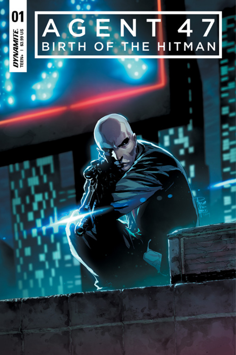 Hitman : les origines de l'Agent 47 bientôt racontées en comics