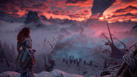 PGW 2017 : Horizon Zero Dawn - The Frozen Wilds, un DLC prometteur