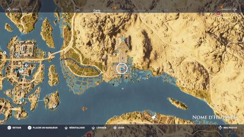Énigme de papyrus - Oasis du Fayoum