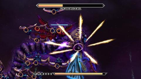 .hack//G.U. Last Recode : Une nouvelle mécanique de jeu présentée en images