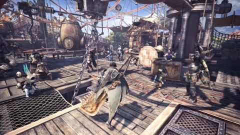 Monster Hunter World : Essai gratuit jusqu'au 20 mai sur PS4