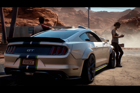 need for speed payback sur pc. Black Bedroom Furniture Sets. Home Design Ideas