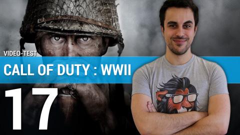 Jaquette de Call of Duty : WWII, l'épisode du renouveau ?