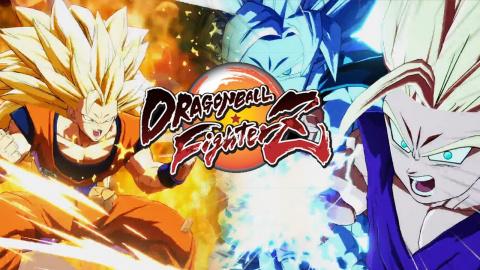 Jaquette de Dragon Ball FighterZ : Un premier story trailer dévoilé