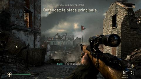 Call Of Duty WW2 Un Retour Aux Sources Brut Et Rafraichissant