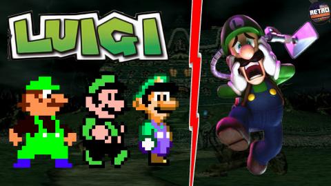 Rétro Découverte - L'histoire de Luigi