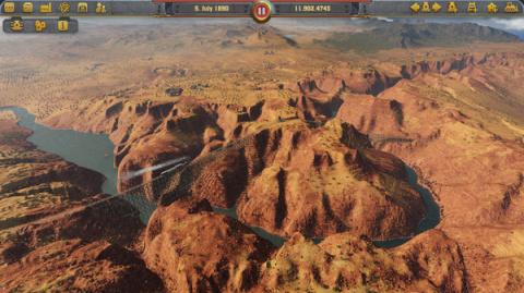 Railway Empire paraîtra le 26 janvier prochain sur PC, Linux, PS4 et Xbox One
